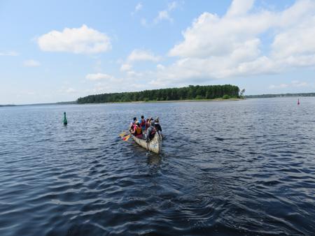 Voyageur Canoe Experience